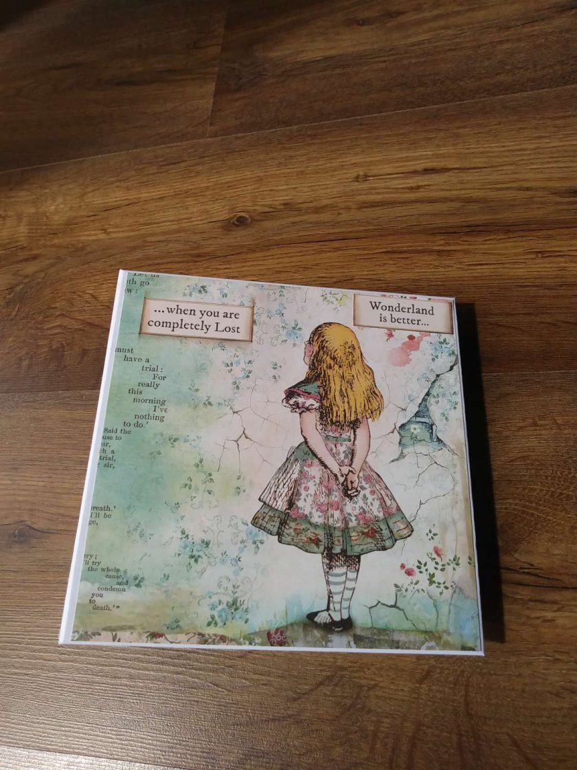 Alice in Wonderland Photo Album 3