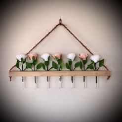 Rustic  Flower  Wall Hanging 5