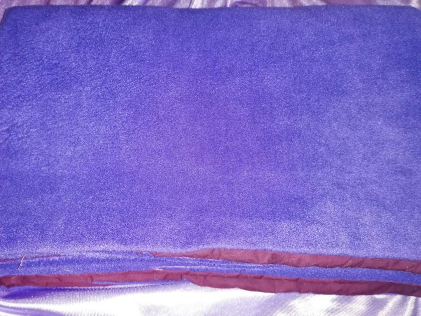 Made to measure Fleece cage liners 4 feet by 2 foot. 15
