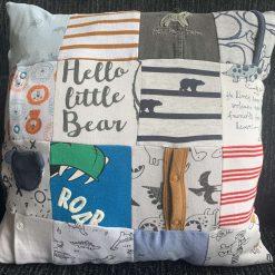 Baby Keepsake Cushion