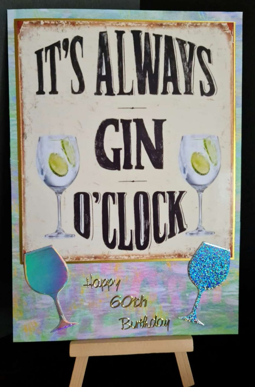 Always Gin o Clock 1