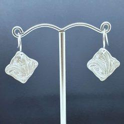 Mackintosh Inspired Earrings