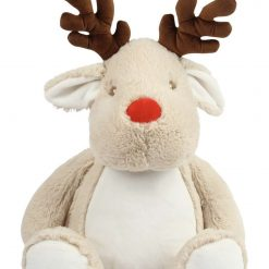 Mumbles Zippie Christmas Soft Toy / PJ Bag 12