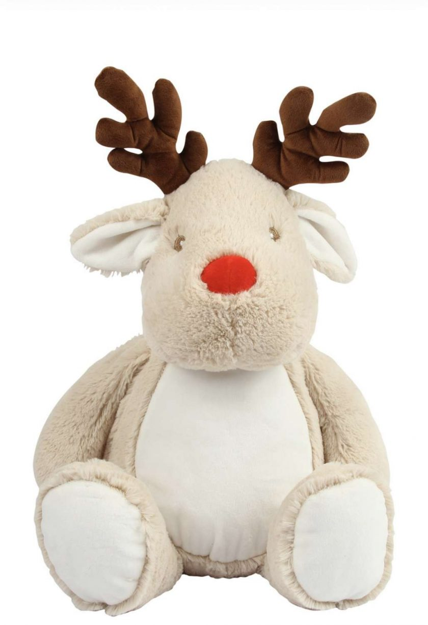 Mumbles Zippie Christmas Soft Toy / PJ Bag 5