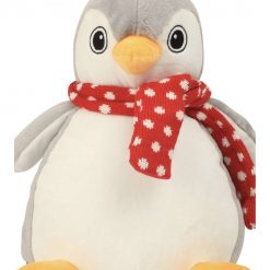 Mumbles Zippie Christmas Soft Toy / PJ Bag 14
