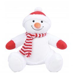 Mumbles Zippie Christmas Soft Toy / PJ Bag 15