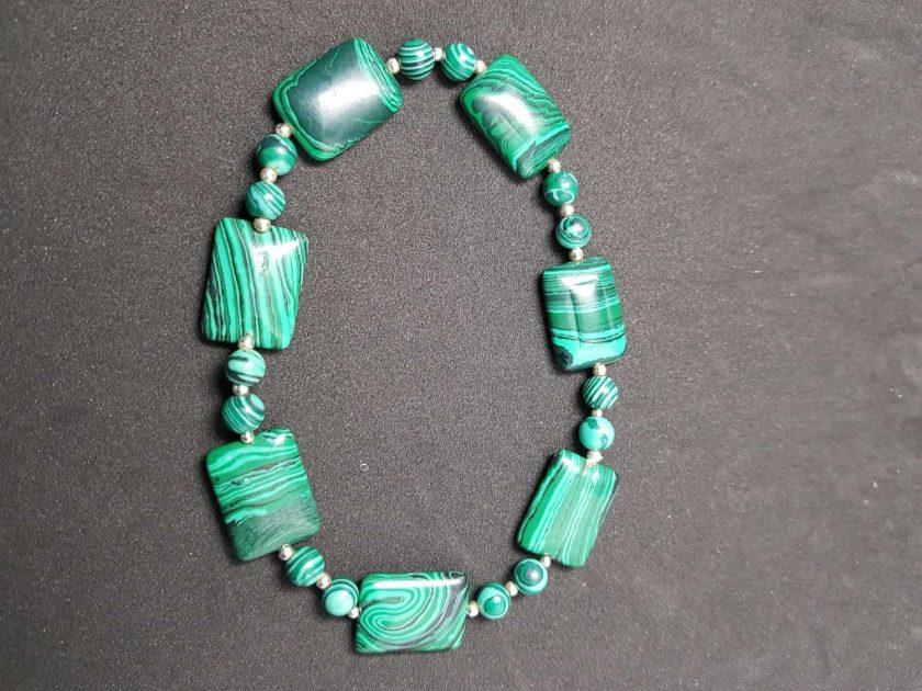 Malachite Bracelet 1