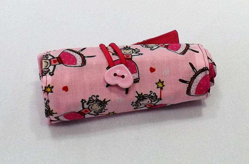 Princess Crayon Roll 5
