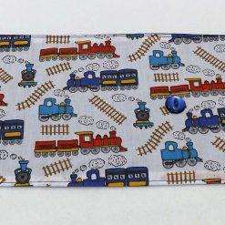 Train Crayon Roll 6