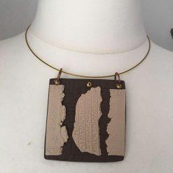 Pendent - Egyptian broken tile