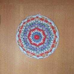 MaryJane - Mandala crochet pattern 12