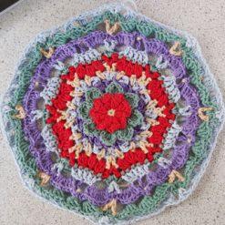 MaryJane - Mandala crochet pattern 16