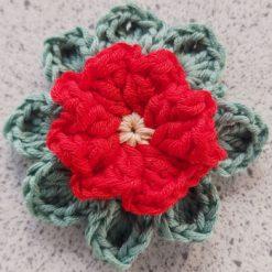 MaryJane - Mandala crochet pattern 14