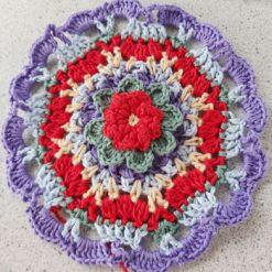 MaryJane - Mandala crochet pattern 17