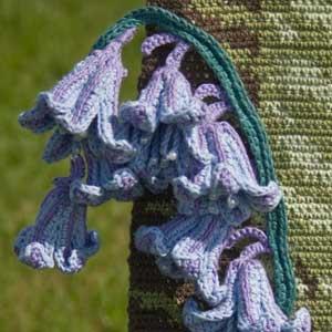 Four Seasons Wall Hangings - crochet patterns - art crochet 3
