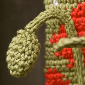 Four Seasons Wall Hangings - crochet patterns - art crochet 8