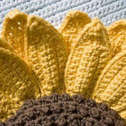 Four Seasons Wall Hangings - crochet patterns - art crochet 33