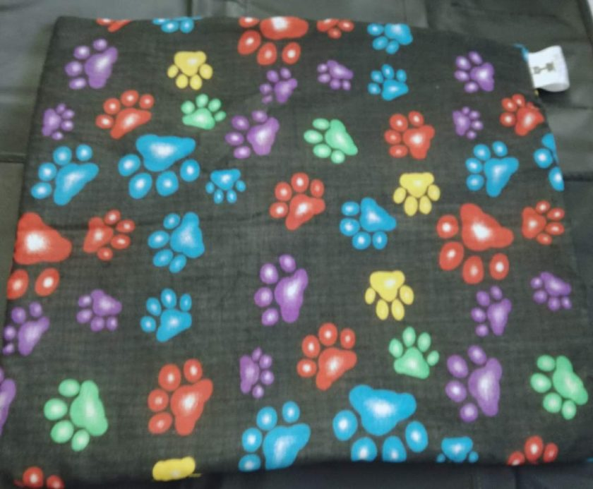 Made to measure Fleece or cotton lap mats. 9