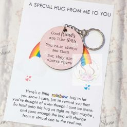 Friendship quote keyrings & magnets 12