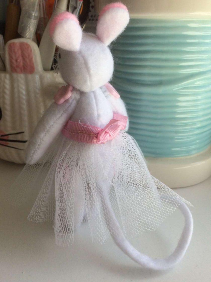 Ballerina mouse 2