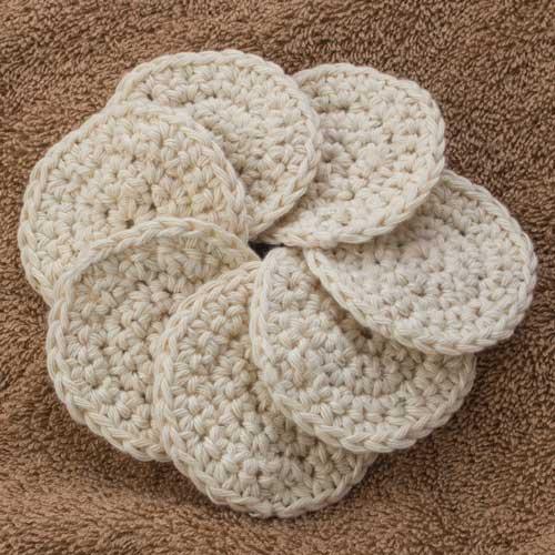 Eco Bathroom Set - crochet pattern 6