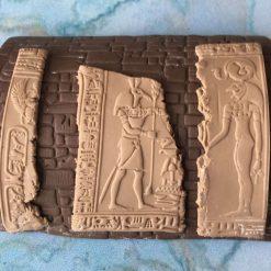 Pendent - Egyptian broken tile (Large)