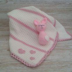 Baby Girl Blanket 13