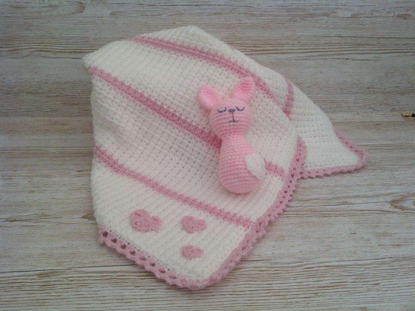 Baby Girl Blanket 7