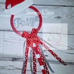 Personalised Christmas wands 9