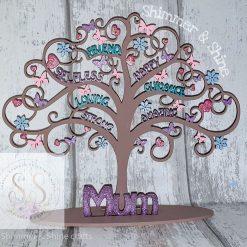 Freestanding mum tree 4