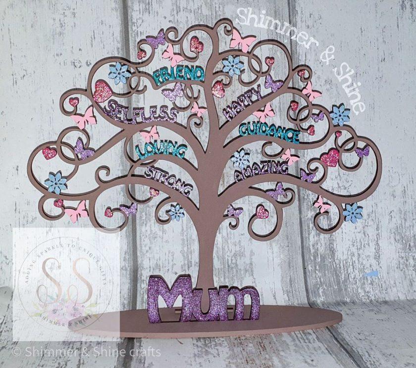 Freestanding mum tree 2