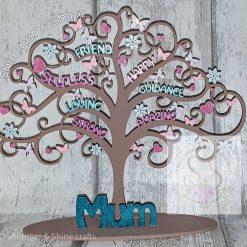 Freestanding mum tree 5