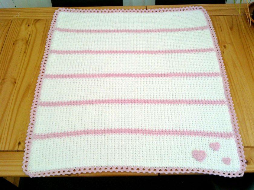 Baby Girl Blanket 1