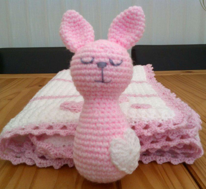 Baby Girl Blanket 4