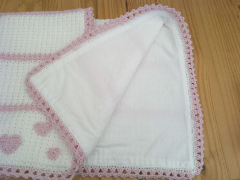 Baby Girl Blanket 3