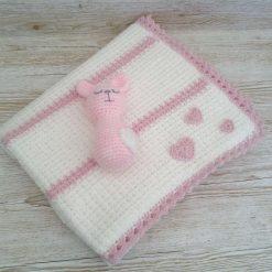 Baby Girl Blanket 8