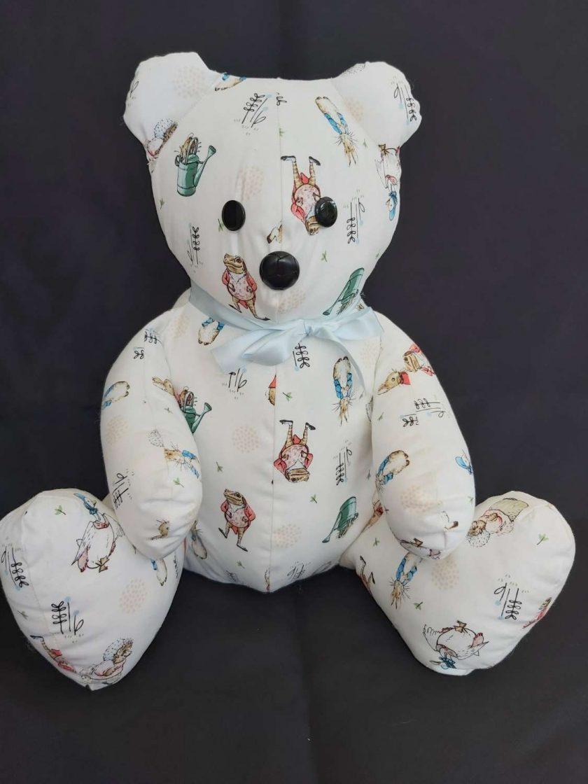 Beatrix potter teddy 1