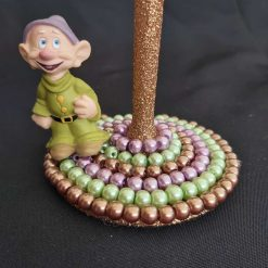 Dopey character wine glass 3