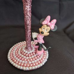 Minnie Mouse wine glass 3