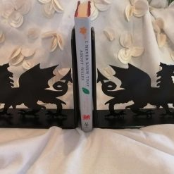 Welsh Dragon Bookends 3