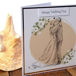 C3486 - Happy Wedding Day Card 11