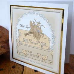 C3485 - Wedding Card 8