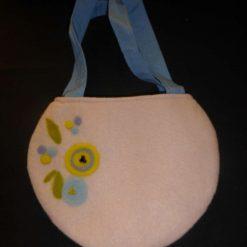 Ladies Needle Felted Handbag 3