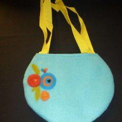 Ladies Hand Needle Felted Handbag 3