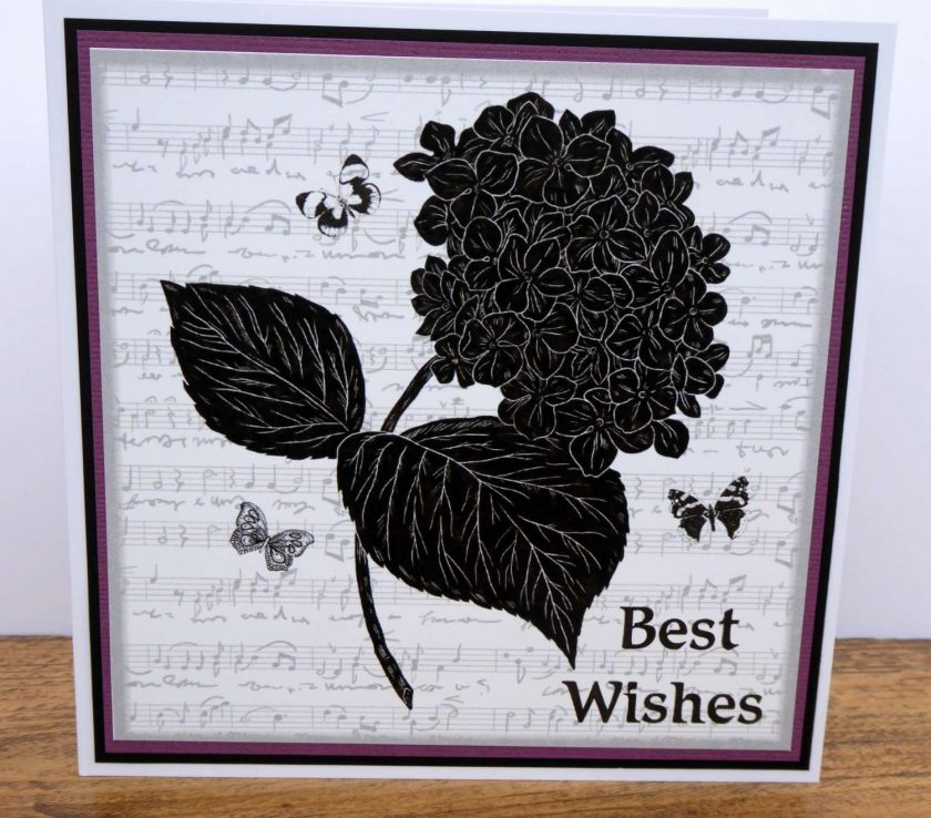 C3391 -Best Wishes Card 1