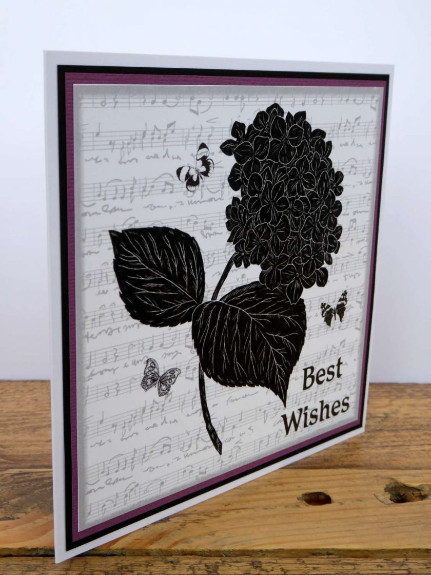 C3391 -Best Wishes Card 2