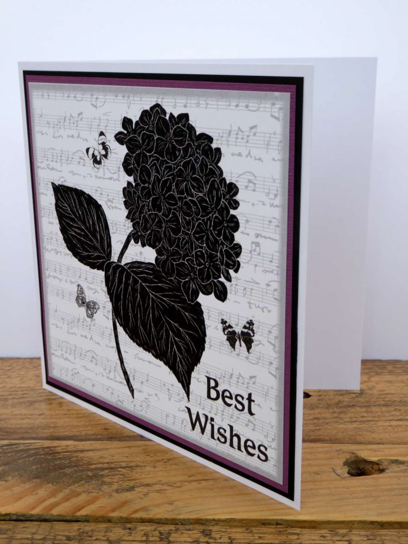 C3391 -Best Wishes Card 3