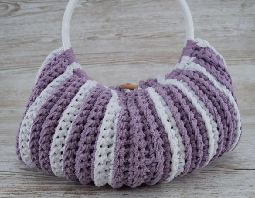 Handbag Parma Voilet 4