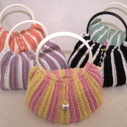 Handbag Parma Voilet 13