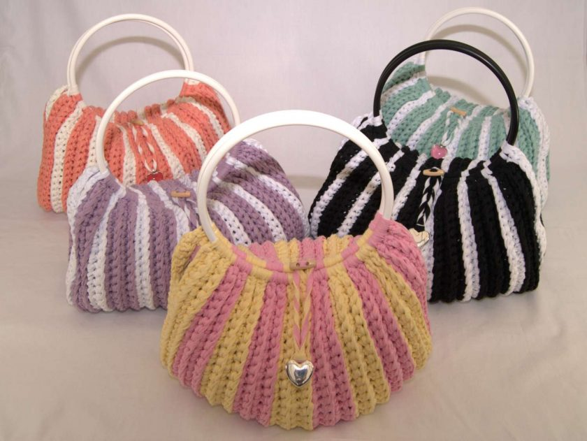 Handbag Parma Voilet 7